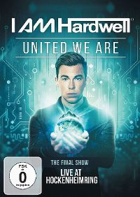Cover Hardwell - I Am Hardwell - United We Are - The Final Show - Live At Hockenheimring [DVD]